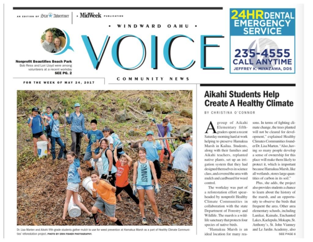 Honolulu Star Advertiser, Midweek May 24