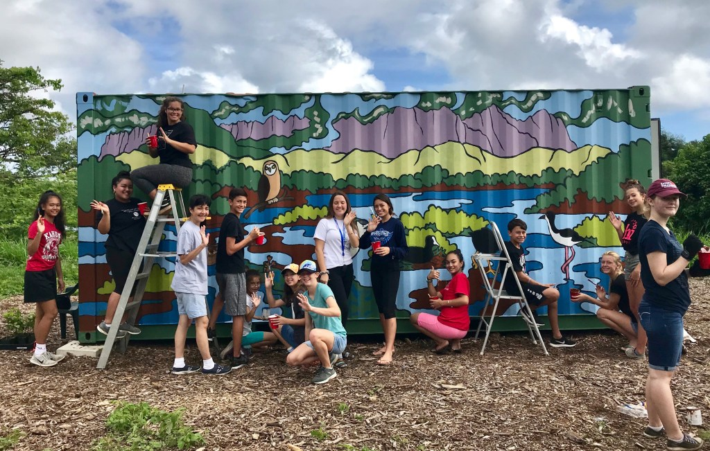 Windward Youth Leadership Fund project