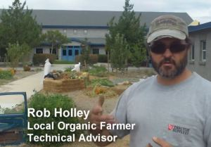Dayton Nevada farmer Rob Holley