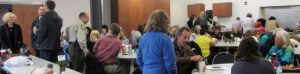 Healthy Communities hosts a public meeting & breakfast on the 2nd Thurs of each month at 9am