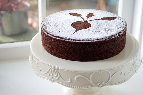 beet cake two