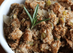 Sprouted Grain Stuffing