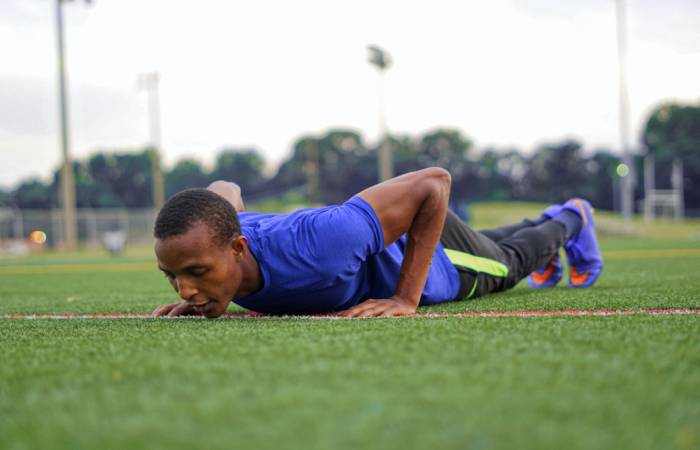 Benefits of pushups for chest