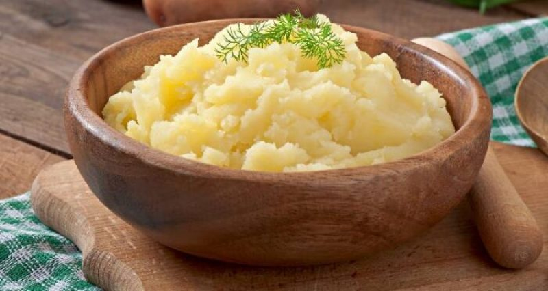 what is boiled potato diet