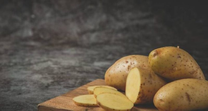 what is the potato diet