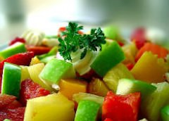 green-salad-and-healthy-fruit