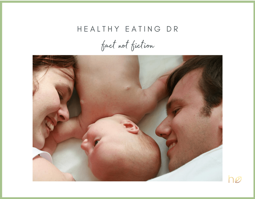 new baby new parents guide to postnatal health and postpartum diet after giving birth