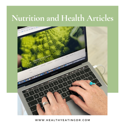 healthy eating doctor nutrition