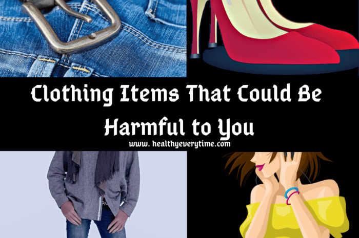 8 Clothing Items That Can Harm Your Body