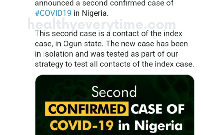 Breaking News: Nigeria Confirms Second Case Of Coronavirus