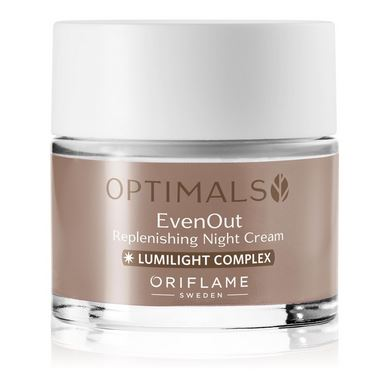 Optimal Even Out Replenishing Night Cream
