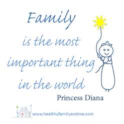 Princess Diana said that Family is the most important thing in the world. So true... be an awesome parent made easy with these 7 super simple strategies. #awesomeparent