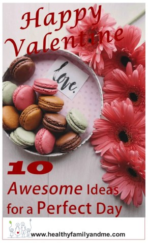 Ultimate 10 idea Valentine's Day Plan with your family. #valentines #familyvalentine #valentineideas