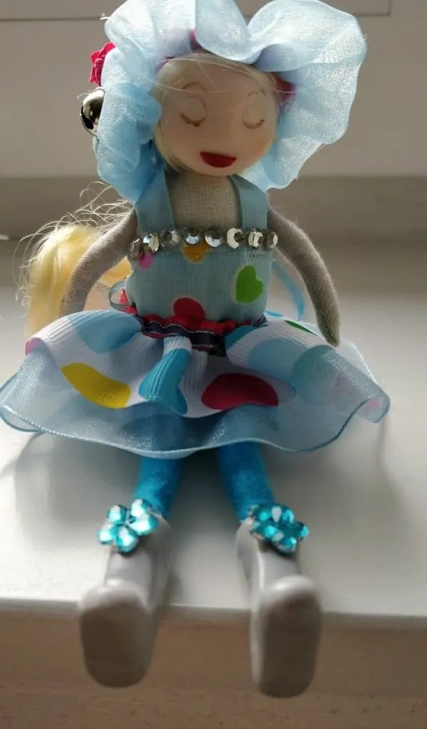 Doll made with love