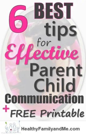 parent child communication. Do you need tips to speak so your child actually listens? Click now! #parentchildcommunication #goodparenting #bestparent #parentingtips