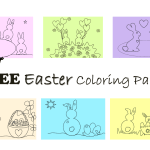 Free Easter coloring pages #freeprintables #coloringpictures #coloringpages