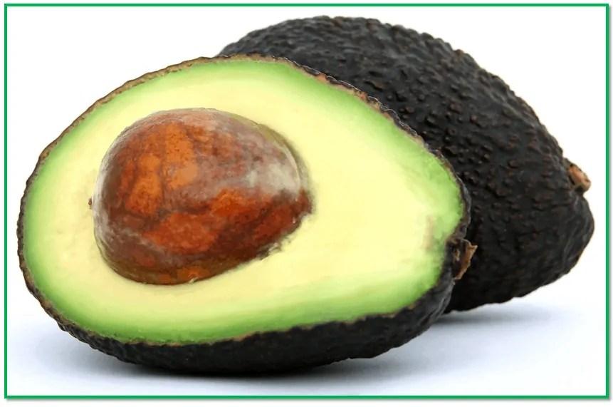 brain foods avocado
