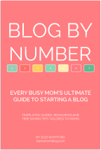 grab this super course now from startamomblog Blog by Number