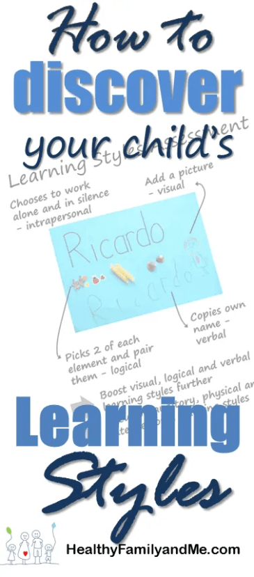 Wow, these learning style activities are amazing to discover your child's learning style. Check it out now! #learningstyles #cleverchild #parenting #kidslearning