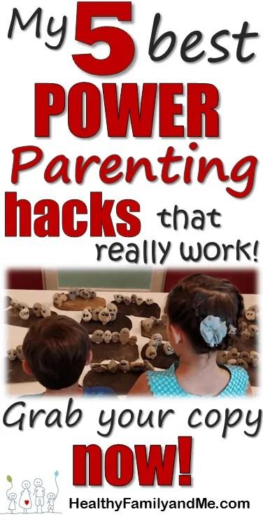 Power Parent – This is how You can do it – Discover the Secret Today! #powerparent #bestparent #parentingtips #freeprintables #Happykids