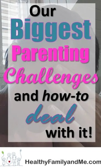 Do you want to know what parents like you, worry about? Well here is the list - Biggest Parenting Challenges. The Top Daily Parent Concerns we all have to Deal with. Including great tips and hacks to handle these. # parentingchallenges #parentworries #parentingtips #parenthacks #powerparenting