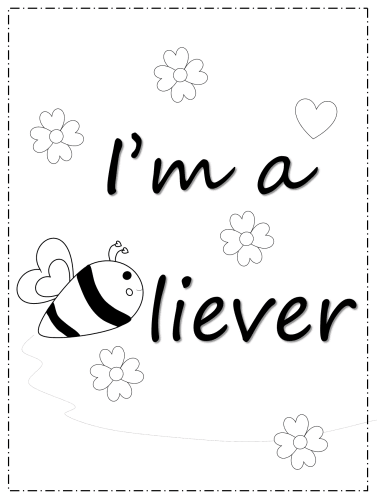 Bee coloring page. free printable #beecoloring #freeprintable #freecoloringimage #bumblebeeimage