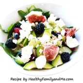 Avocado chicken salad. Easy and healthy summer salad. #summersalad #avocadochickensalad #salad