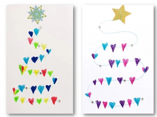 Modern Christmas card ideas of the kids. Check it out now. #christmasideas #christmascard #christmascrafts #kidscrafts #carddiy