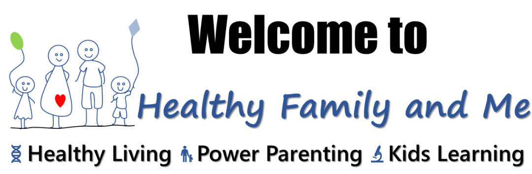 Healthy Family and Me welcome #parenting #healthyliving