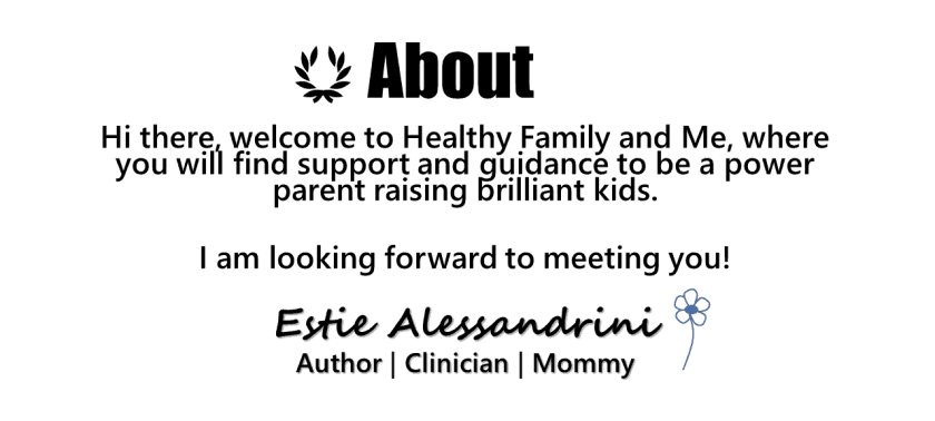 About HealthyFamilyandMe.com #parenting #healthyliving #kidslearning