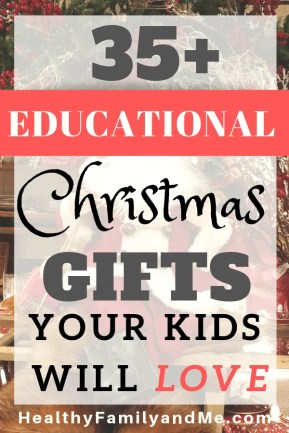 Find the best educational toys for your kids this Christmas. Click now to see awesome learning toys. #christmasgiftsforkids #christmasgiftideas #educationaltoys #learningtoys