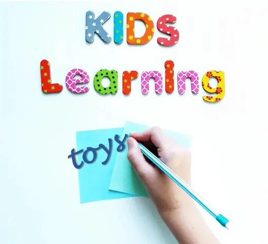 A review of the best learning toys for kids #kidslearning #homeschool #parentingtips #toysforkids #educationaltoys