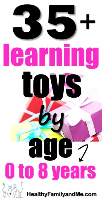 Best learning toys by age. Gift brain developmental! Check out these educational toys now. #learningtoys #educationaltoys #bestgift #christmasgifts #giftsforkids #brilliantchild