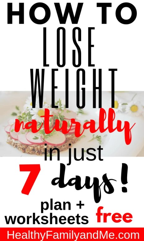 This is a great resource to help you lose weight in just 7 days with the detox plan and worksheets. Grab yours now! #bodycleanse #loseweight #detox #ketodiet