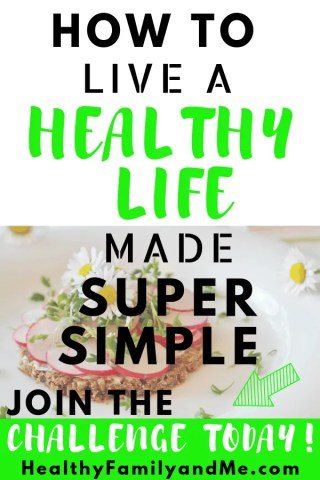 This is how to live a healthy life made super simple. Discover the best tips to healthy living with healthy lifestyle tips and motivation. #healthylifestyle #healthyliving #healthy #healthylife #healthyeating