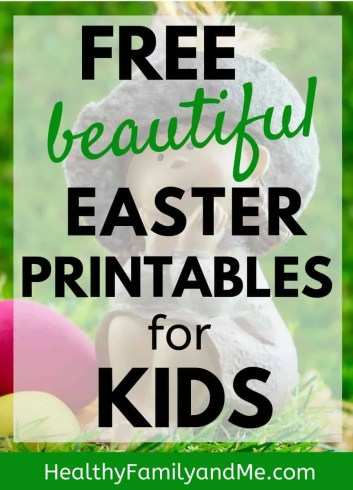 Free Easter printables for kids. Do some beautiful easter crafts and DIY with your kids. grab you free Easter coloring pages and printables. #easter #easterforkids #easterdiy #eastercrafts #freeprintables