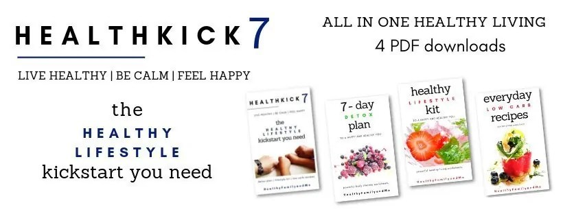 healthkick7 all in one healthy living kickstart