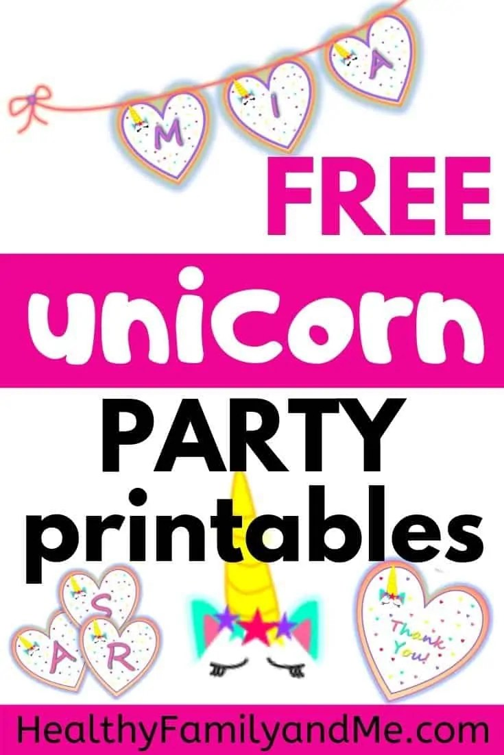 image regarding Free Unicorn Name Printable identify No cost Unicorn Standing Printable and Unicorn Thank By yourself Tags