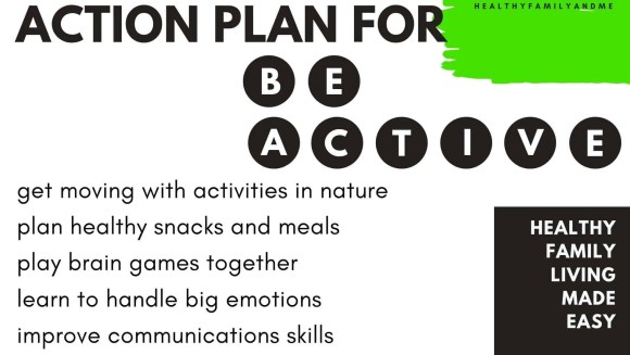n plan for healthy family tips, building blocks of a healthy family lifestyle. #healthyfamilytips