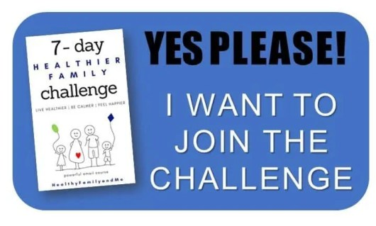 join the healthier family challenge