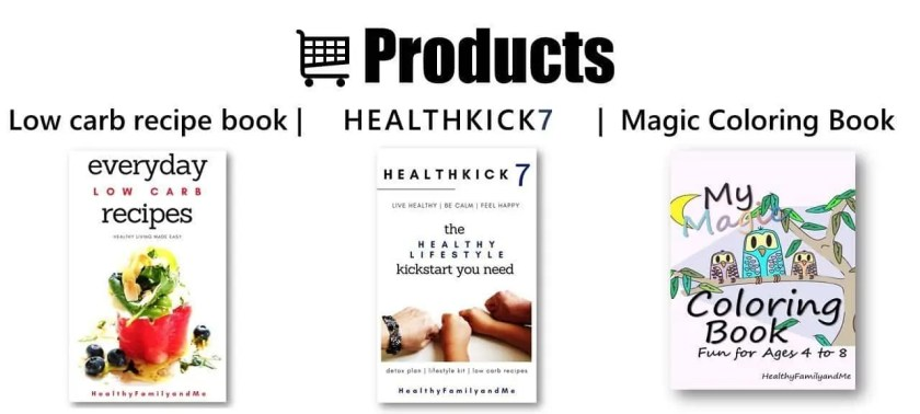 healthyfamilyandme products shop