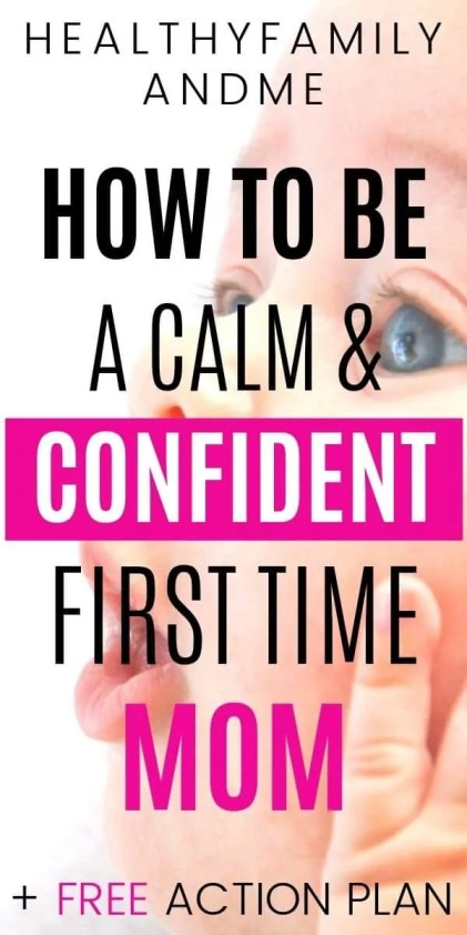 happy baby and how to be a calm and confident first time mom ideas