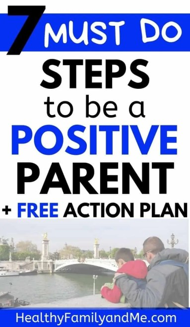 positive parent steps