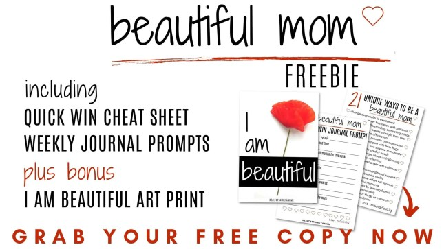 beautiful mom freebie