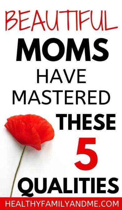 beautiful mom skills