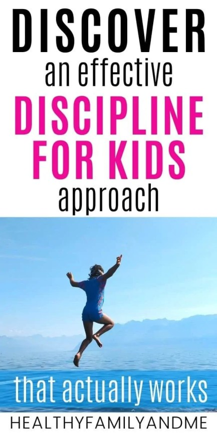 discipline for kids who won't listen