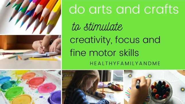 brilliant child tip arts and crafts