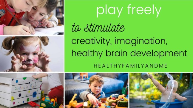 play freely brilliant child tip