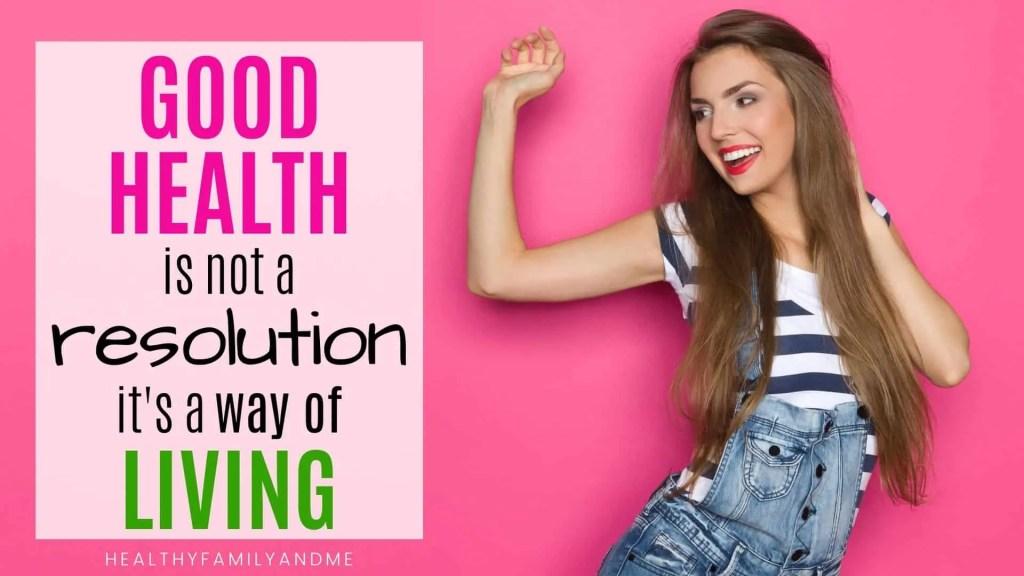 good health quote