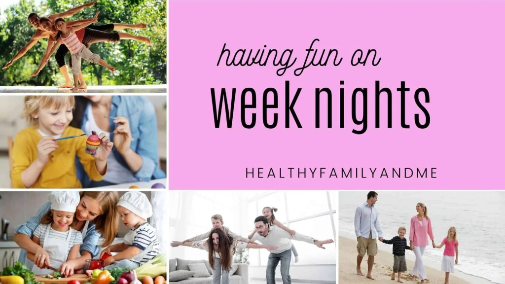 no spend weeknight ideas